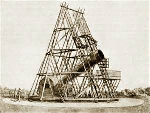 Herschel's 20-foot telescope