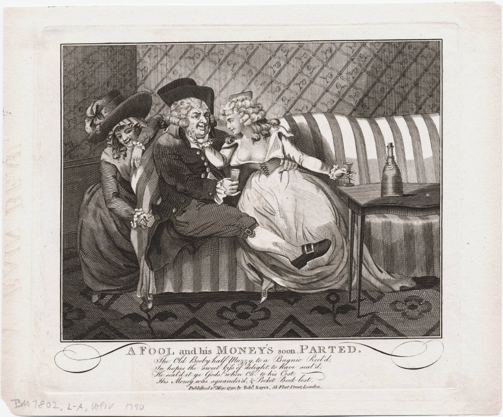 prostitution in 18th century Prostitution in the 18th century has two stages the initial stage is where it is widely tolerated in the society and even poets sang praises of.