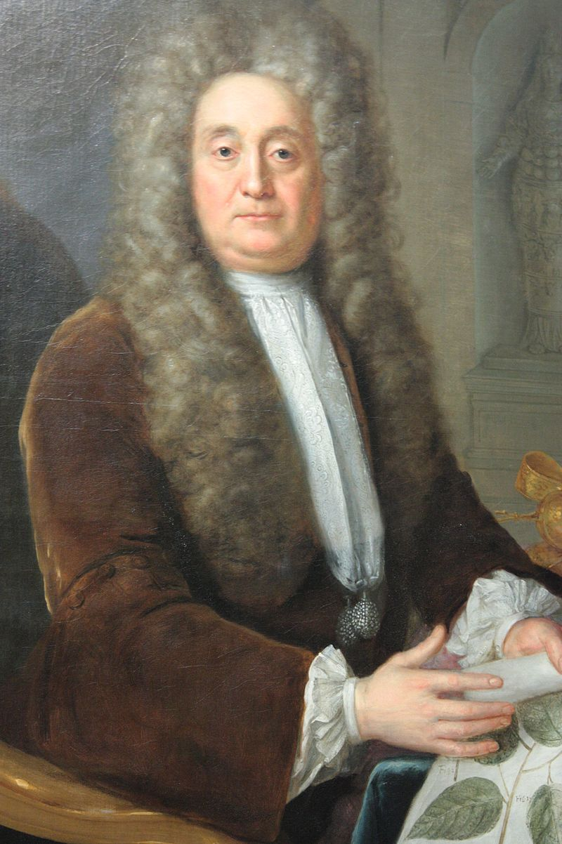 Hans Sloane by Stephen Slaughter, courtesy of the National Portrait Gallery