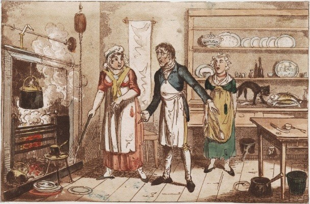 """The Business of Cooking"" 1813"