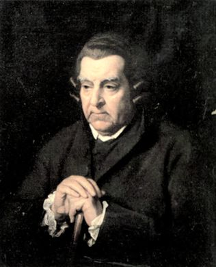 Lord Thurlow,From a painting by Thomas Phillips, R.A. By permission of the Trustees of the National Portrait Gallery.