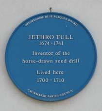 JT plaque_tull