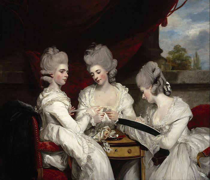 Sir_Joshua_Reynolds_-_The_Ladies_Waldegrave_-_