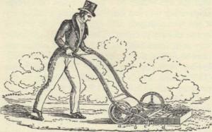A mower