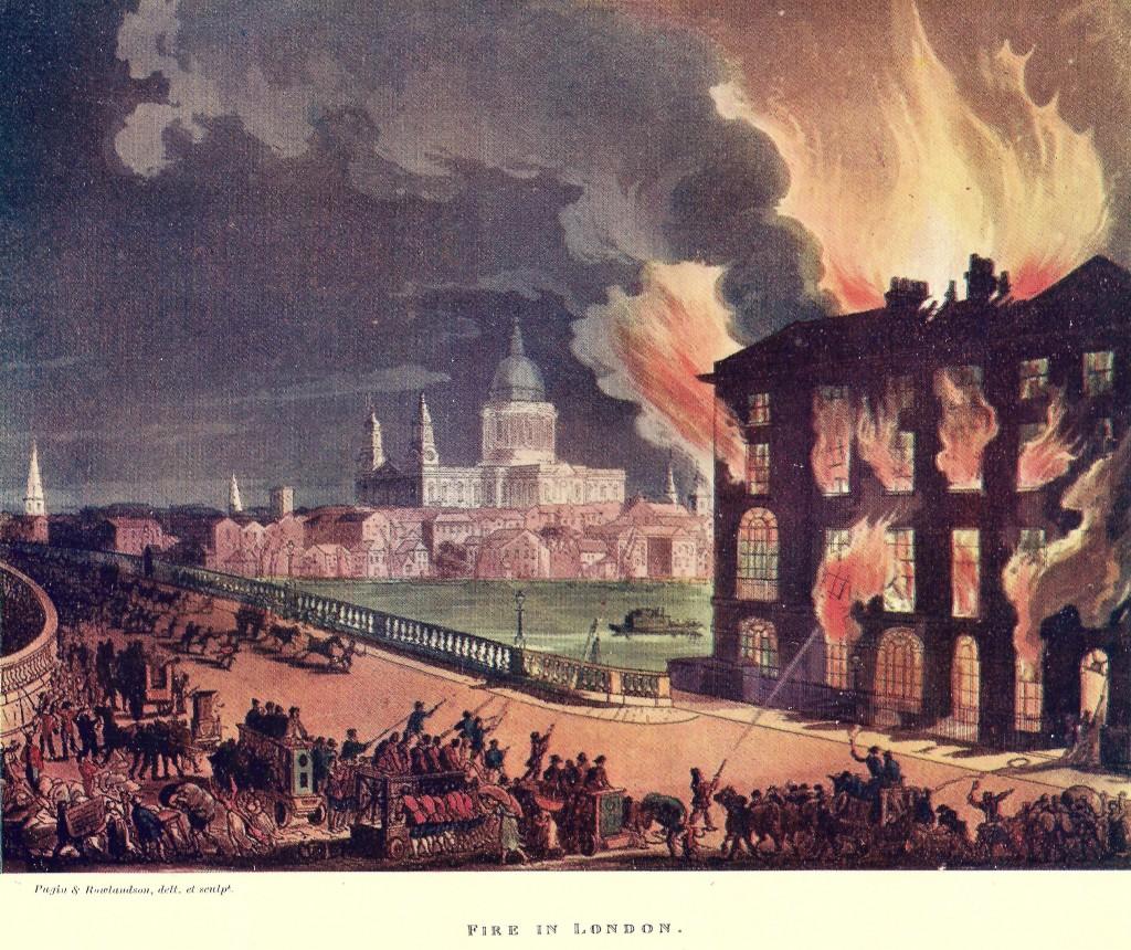 Fire in London 2 001