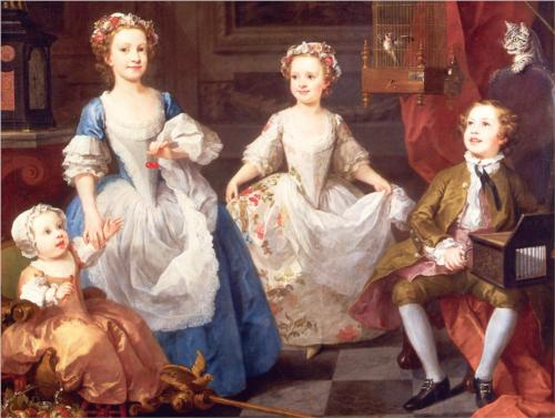 the-graham-children-1742 NPG