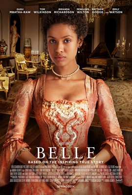 a Belle poster