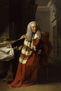 NPG 172,William Murray, 1st Earl of Mansfield,by John Singleton Copley