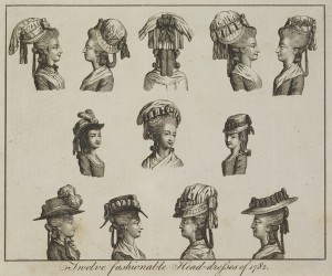 Fashions for 1782