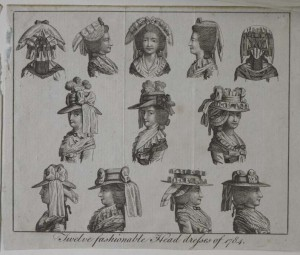 Fashions for 1784