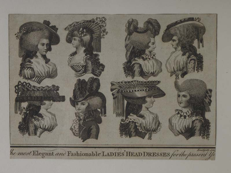 Fashions for 1786