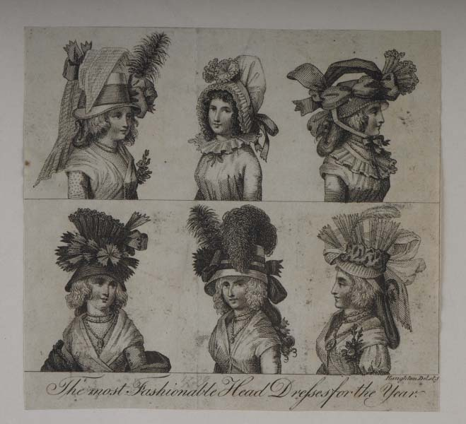 Fashions for 1790