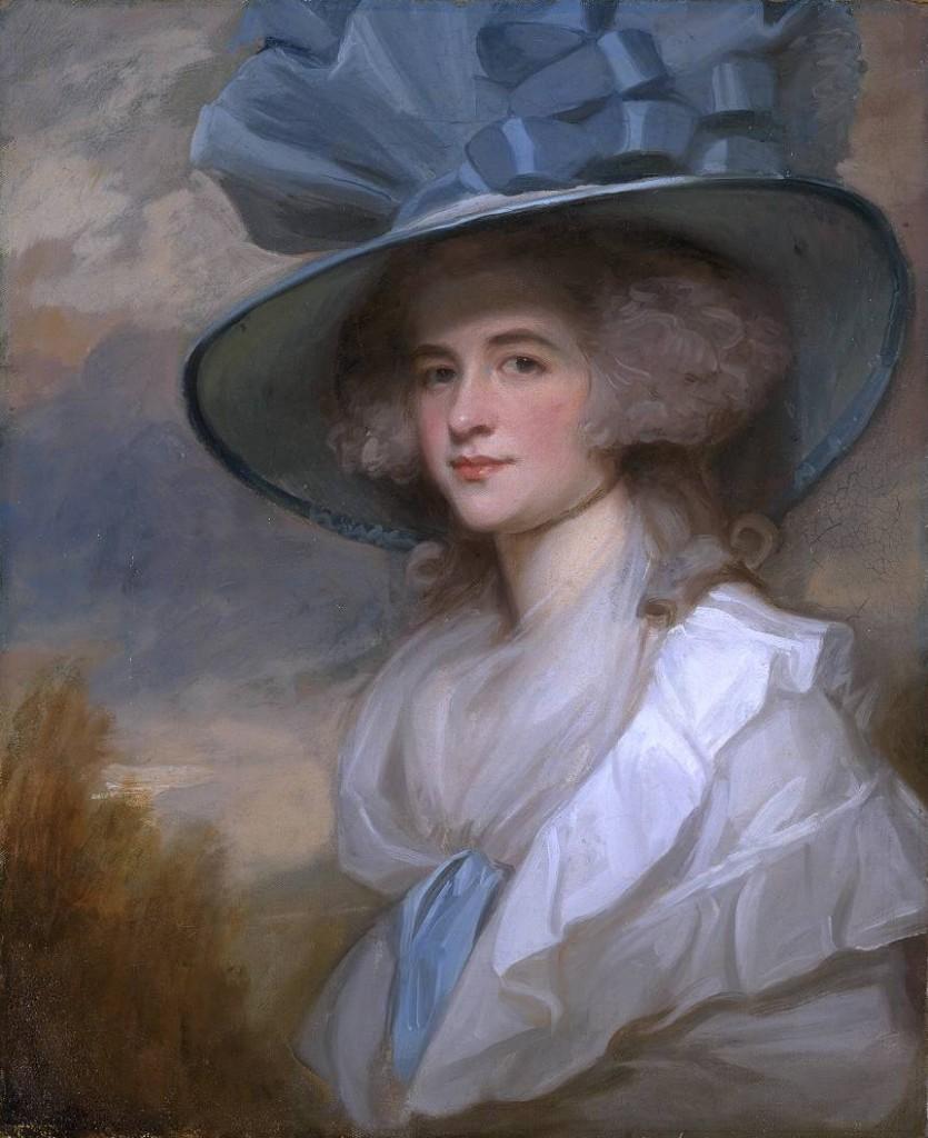Mrs Robert Trotter of Bush, 1788-9, courtesy of Tate Modern