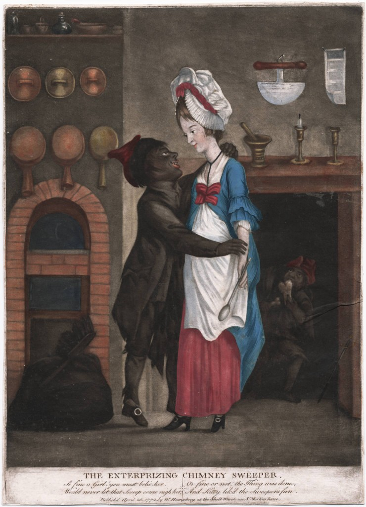 chimney sweep lwl 1772