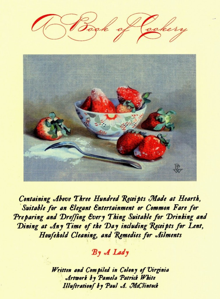 A Cookery Book Title
