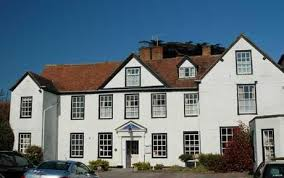 The Mansion House at Bengeworth, now known as the Evesham Hotel