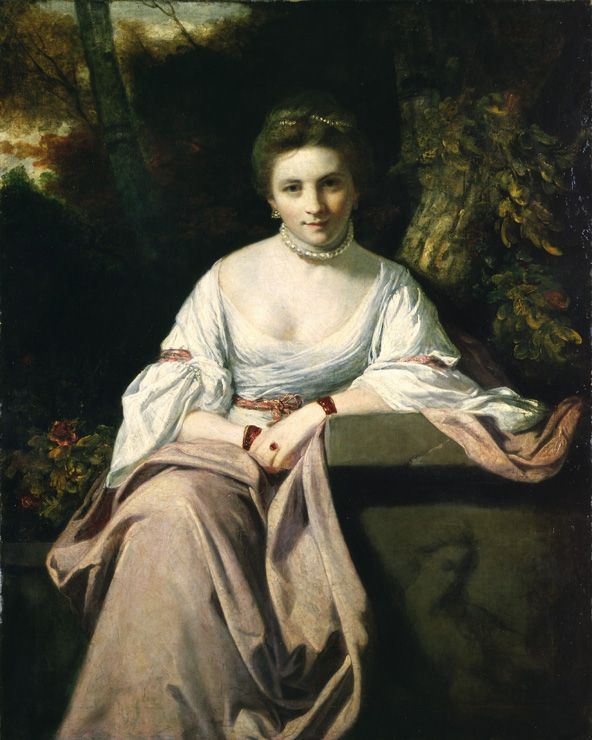 Nelly O'Brien, by Reynolds.