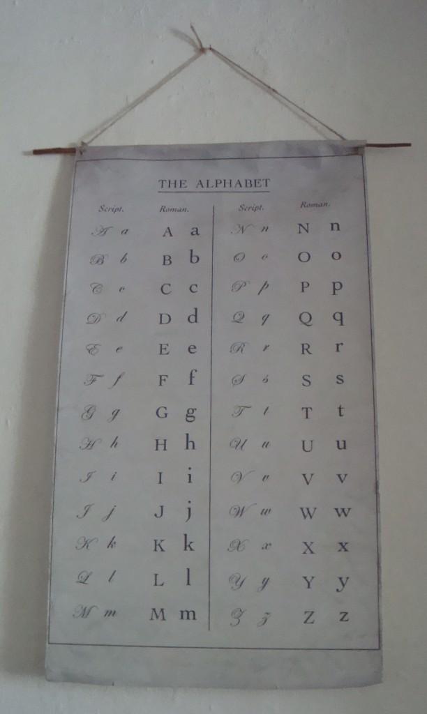1 Alphabet