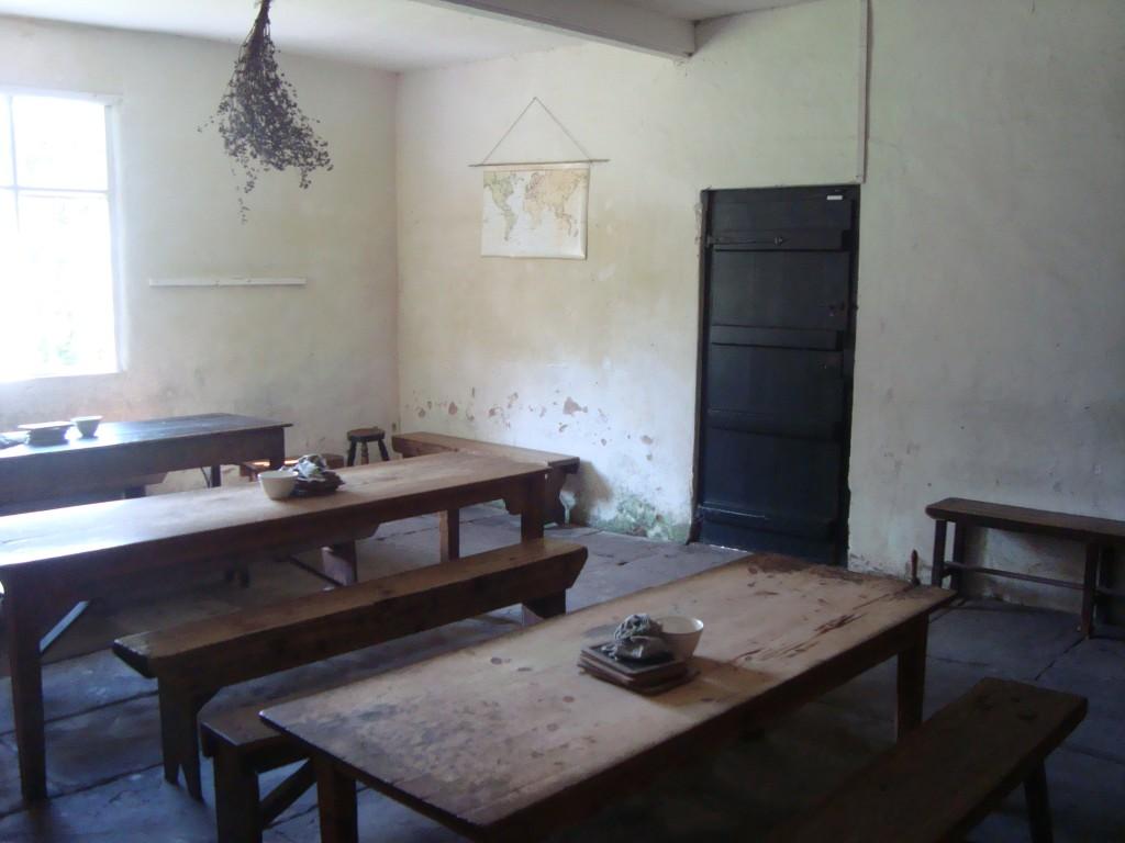 The school room