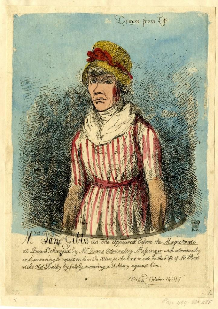 Jane Gibbs, probably by John Cawse