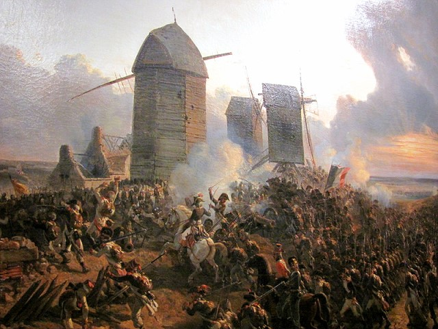 Windmills and troops: the Battle of Tourcoing