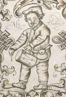 Richard Tarlton, Elizabethan clown