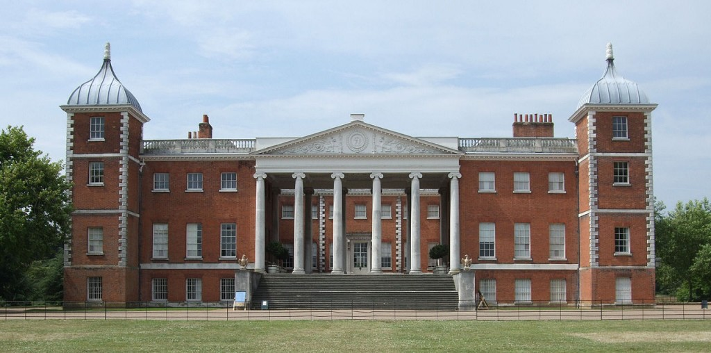 Osterley Park House, courtesy of the National Trust.