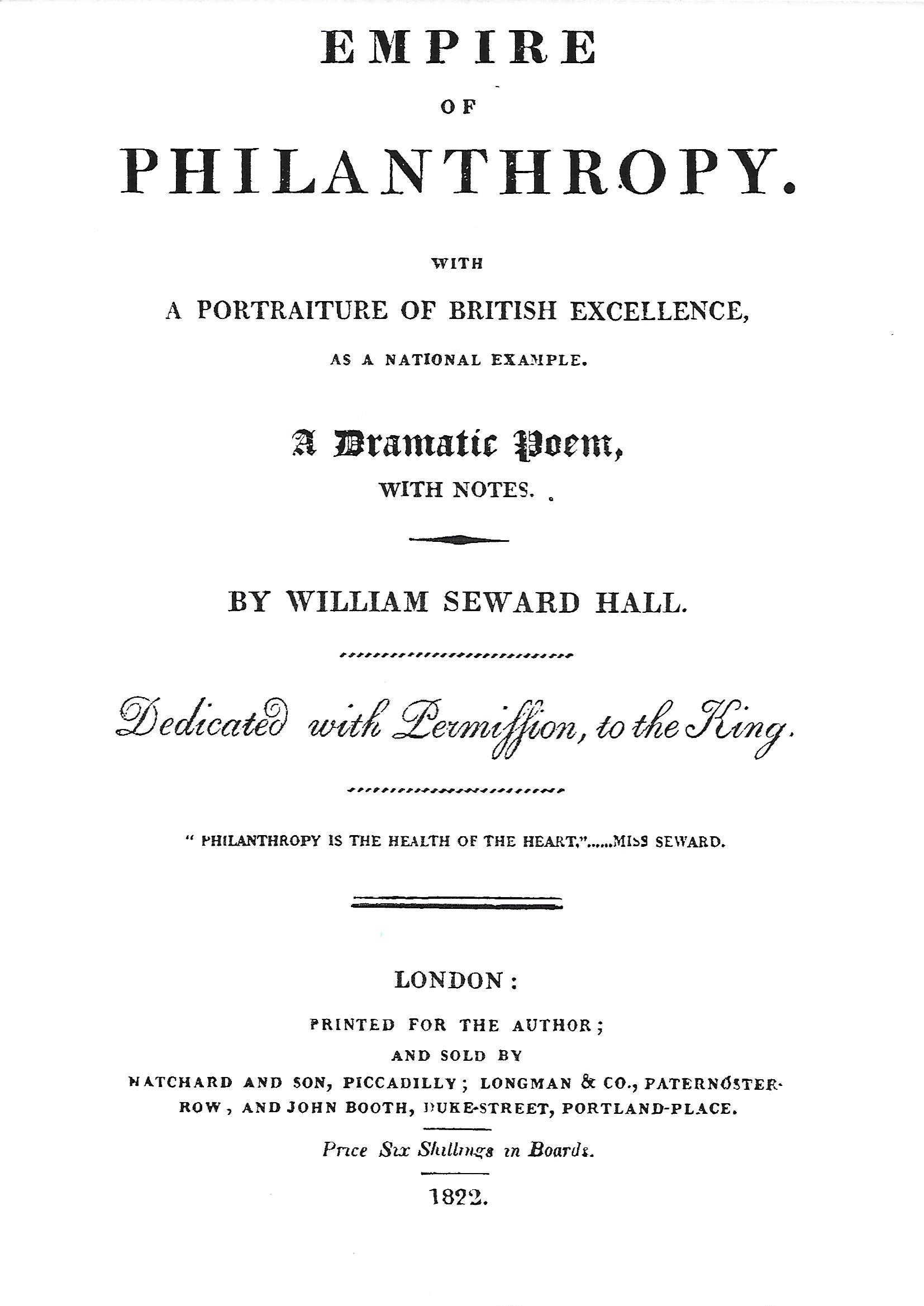 William S Hall