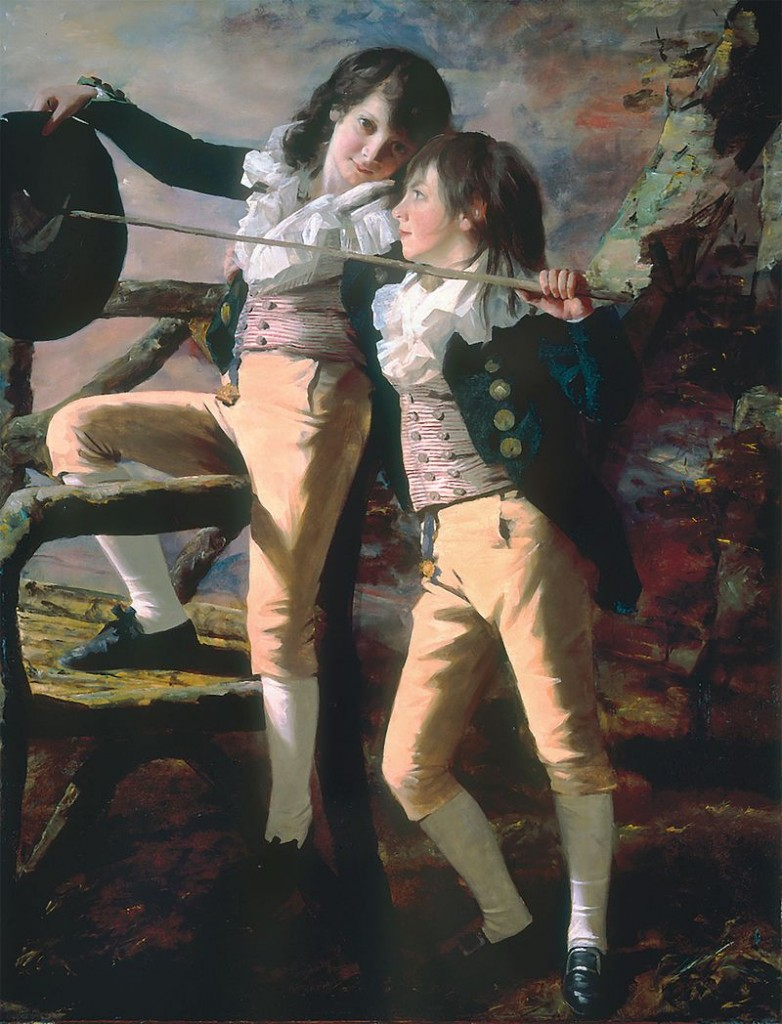 1 Henry_Raeburn_–_'The_Allen_Brothers'_(Portrait_of_James_and_John_Lee_Allen),_early_1790s,_Oil_on_canvas,_Kimbell_Art_Museum