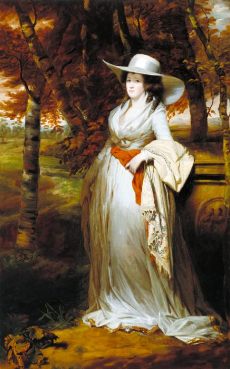 Mrs Downey c.1787-90 Sir Henry Raeburn 1756-1823 Bequeathed by Robert Dudgeon 1883 http://www.tate.org.uk/art/work/N01146