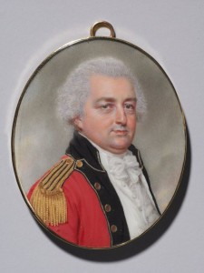 Portrait of an army officer, courtesy of the Cleveland Art Museum