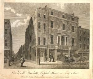 Mr Hatchetts Capital House in Long Acre