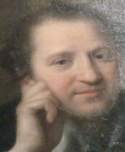 Reynolds pained by fellow Royal Academician Angelica Kauffman